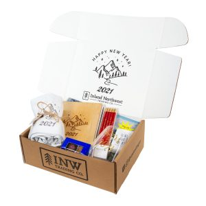 Inland Northwest Trading Co. | Subscription Box | New Year Box 2021