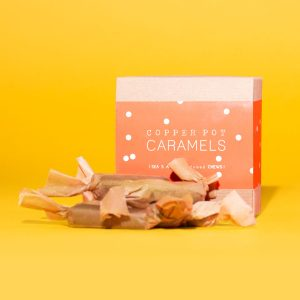 Inland Northwest Trading Co. Caramel Chews by Copper Pot Caramels