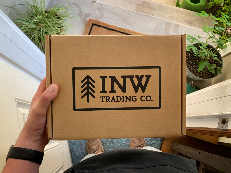 Inland Northwest Trading Co. Box