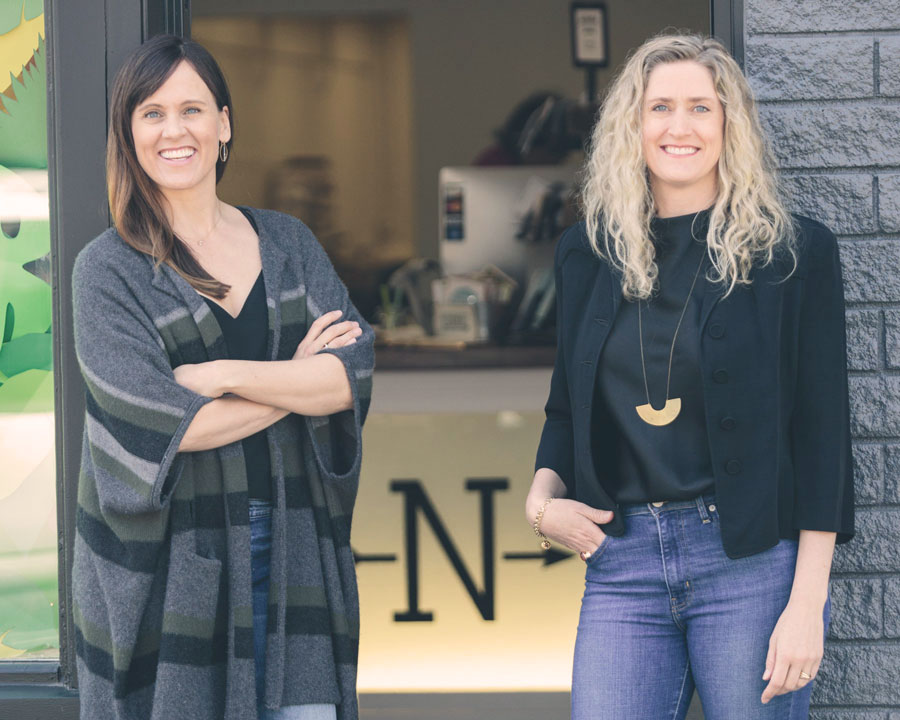 INW Trading Co. - Noteworthy Paper & Press - Taylor Valliant and Amy Dolan