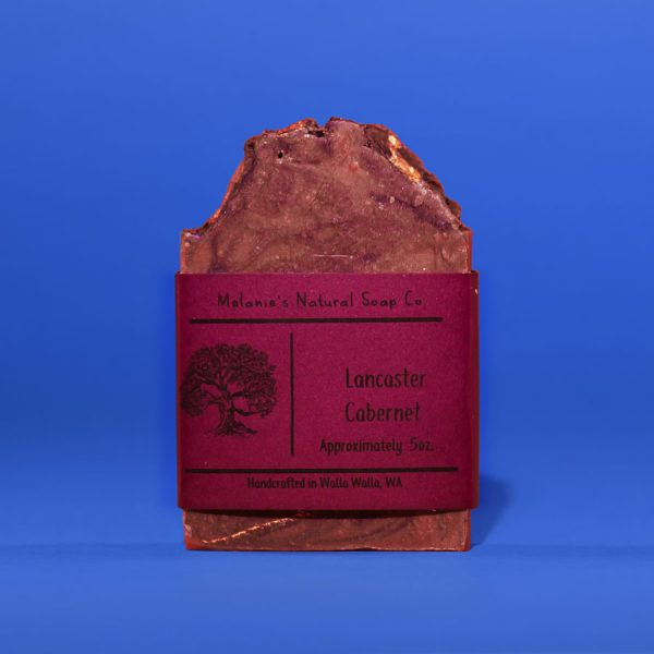 Inland Northwest Trading Co. Lancaster Cabernet Soap by Melanie's Natural Soaps