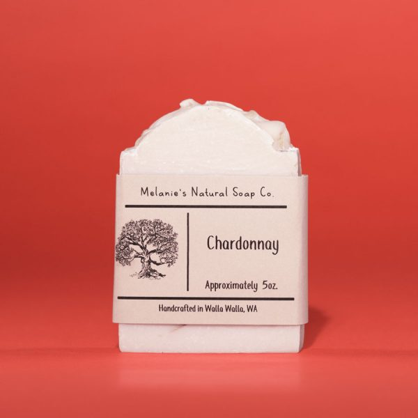 Inland Northwest Trading Co. Chardonnay Soap by Melanie's Natural Soaps