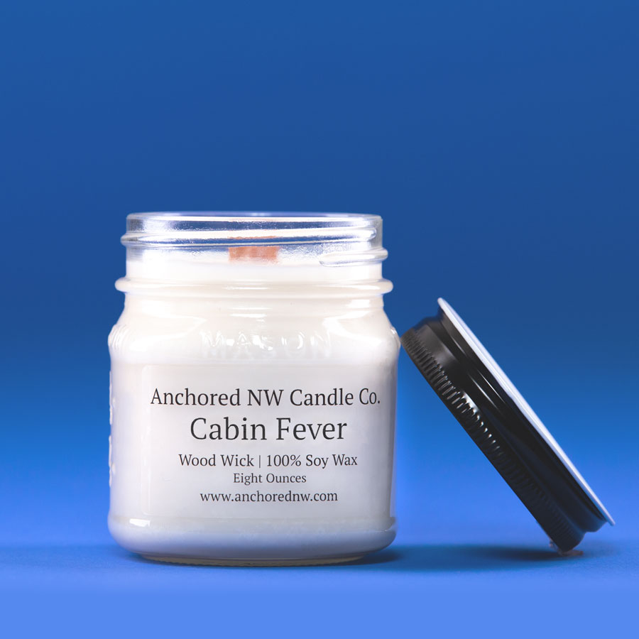 Inland Northwest Trading Co. | Anchored Northwest Candles | Cabin Fever