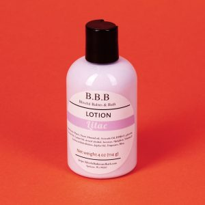 Lilac Lotion by Blissful Balms & Bath