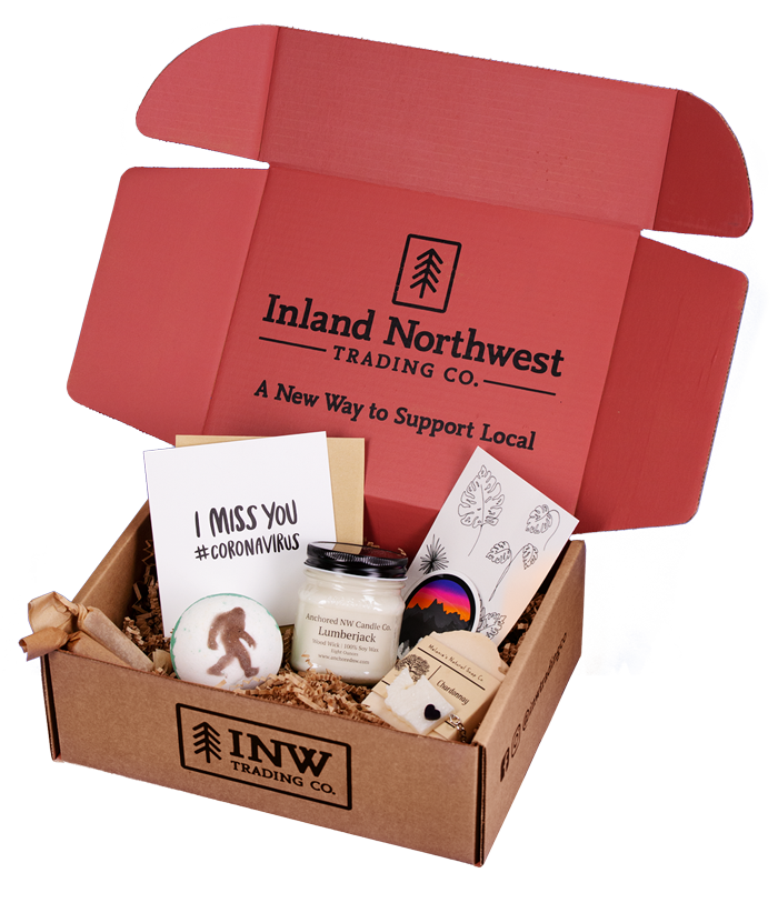 Inland Northwest Trading Co. Subscription Box