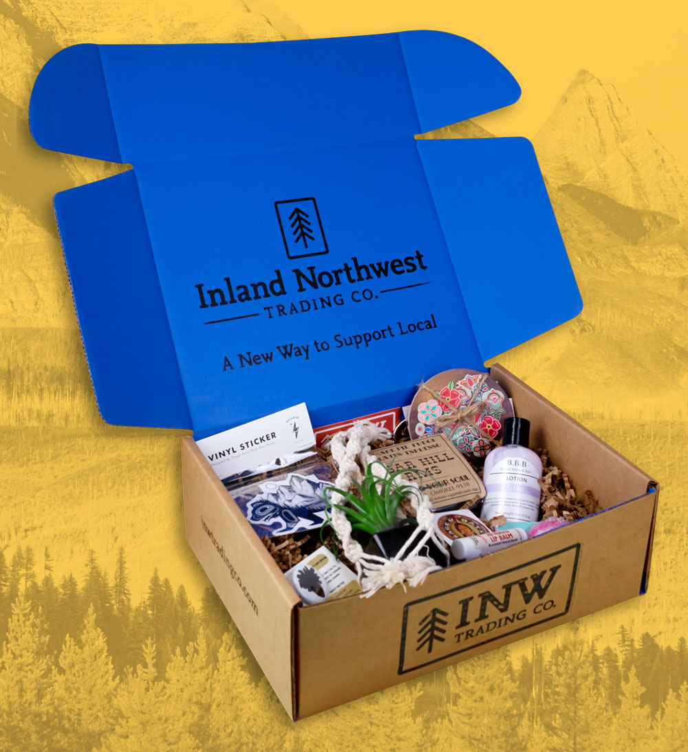 Inland Northwest Trading Co. | BIPOC Box | Subscription Box