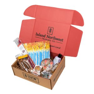 Inland Northwest Trading Co. Custom Gift Box