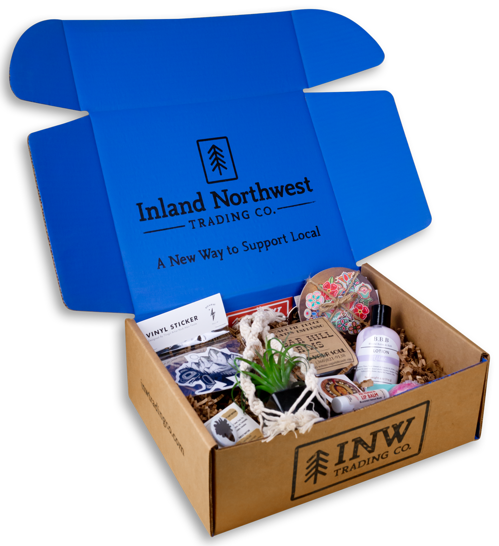 Inland Northwest Trading Co. | A New Way to Support Local | BIPOC Box