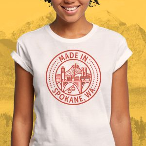 Inland Northwest Trading Co. | Women's Made in Spokane, WA T-Shirt