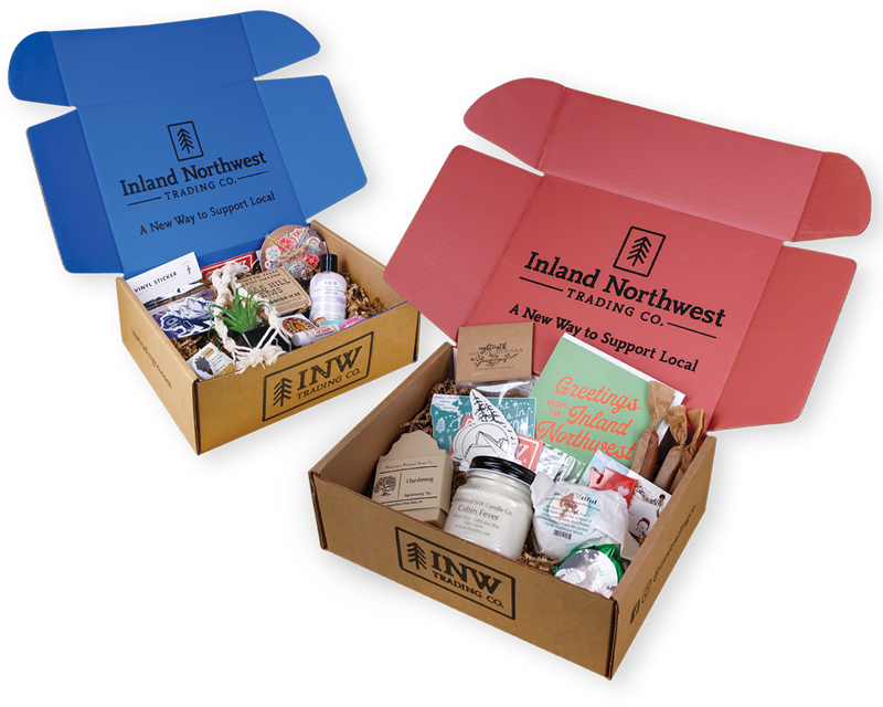 INW Trading Co. Subscription Box | Welcome Box & BIPOC Box