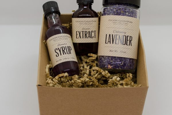 Country Garden Farm | Lavender Products | Lavender, Extract & Syrup