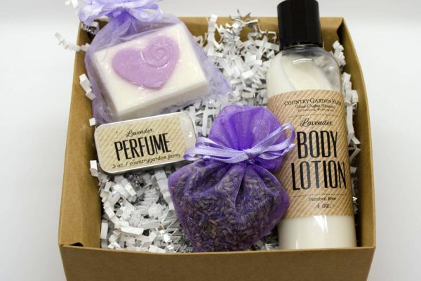 Country Garden Farm | Lavender Products | Perfume, Soap & Body Lotion