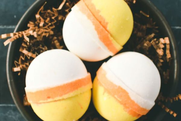 Orange Thyme Apothecary Bath Bomb | Spokane, WA