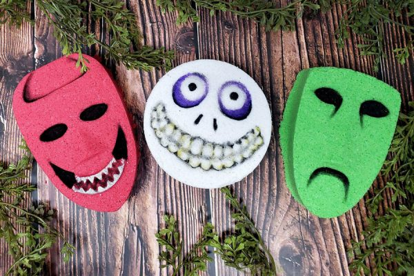 EarthBound Creations Nightmare Before Christmas Bath Bombs | Yakima, WA