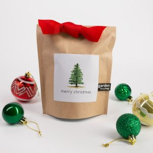Christmas Tree-in-a-Bag by Potting Shed Creations, Ltd. | Troy, ID