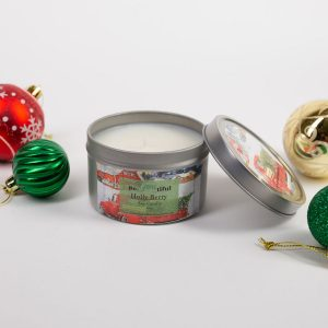 Christmas Classic Candle by BeYOUtiful Bath Bombs & More | Spokane, WA