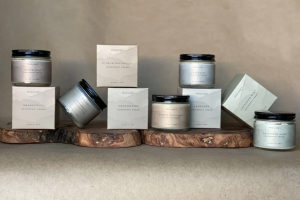 Wild June Co. Deodorants