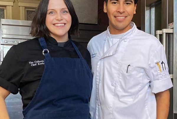 The Collection Bakery Owners, Keely and Miguel Silva-Glenn | Spokane, WA