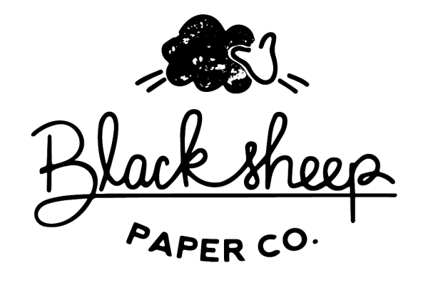 Black Sheep Paper Co. Logo