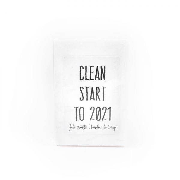 Clean Start to 2021 Bar Soap | Jabacrafts | Tacoma, WA