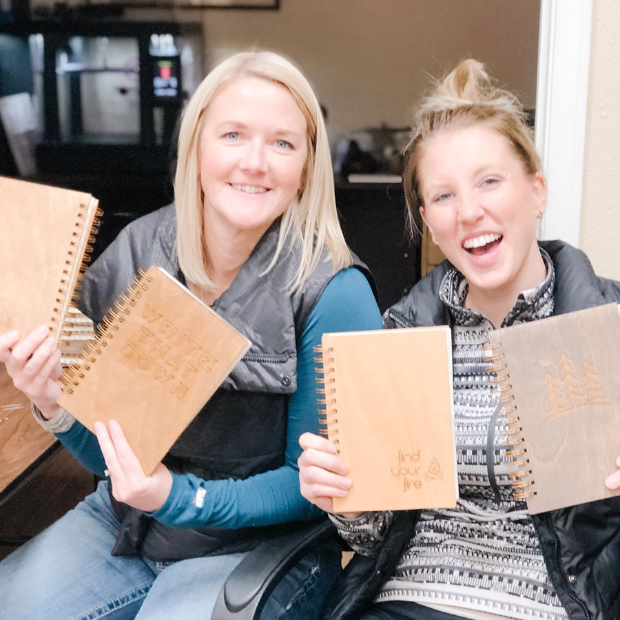 Co-Owners Stacey and Hailey | Grove Journal | Spokane, WA