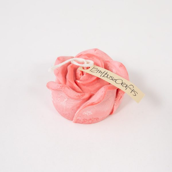 Rose Candle | 12th House Crafts | Portland, OR